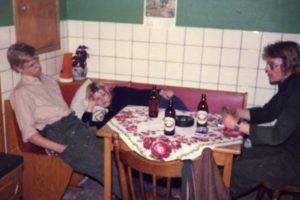 Meiweek 1977 010 Nachtelijke pauze