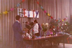 Meiweek 1977 021 Kroning Mei-Koningin