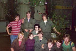 Meiweek 1978 010 Zaal versieren