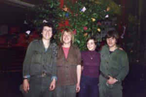 Meiweek 1978 011 Zaal versieren
