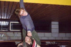 Meiweek 1978 012 Zaal versieren