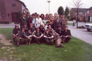 Meiweek 1978 022 Groepsfoto MJA