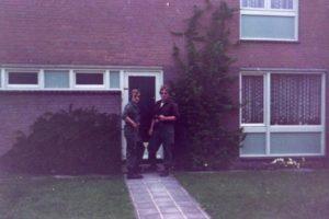 Meiweek 1979 013 Eieren en geld ophalen
