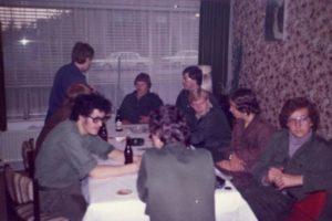 Meiweek 1979 019 Verjaardag Martin en Hilde