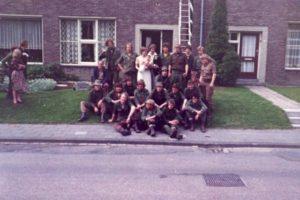 Meiweek 1979 022 Groepsfoto na planting