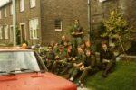 Meiweek 1981 018 Uitrusten na de den