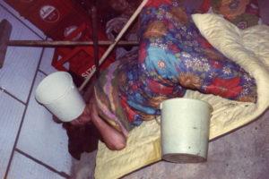 Meiweek 1982 010 Overnachting MJA