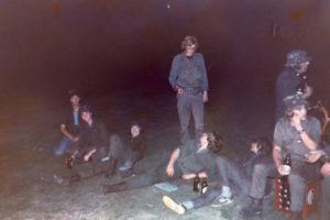 Meiweek 1982 015 Woensdagavond kampvuur