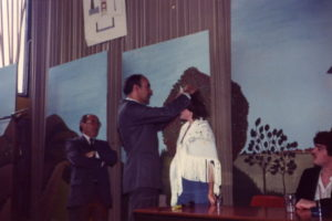 Meiweek 1982 026 Kroning Mei-Koningin