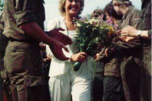 Meiweek 1983 Meikoningin