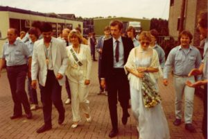 Meiweek 1984 oud en nieuw meipaar
