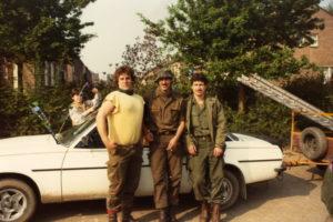 Meiweek 1985 015 Kapcommissie 1985
