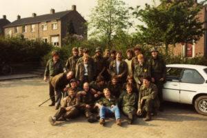 Meiweek 1985 017 Groepsfoto MJA
