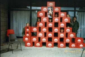 Meiweek 1986 011 Bierpyramide