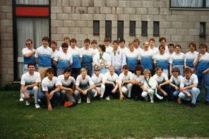 Meiweek 1986 014 Groepsfoto MJA