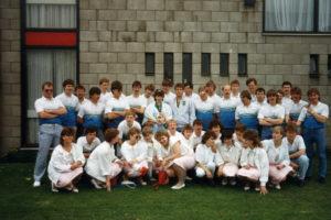 Meiweek 1986 015 Groepsfoto MJA&MMA