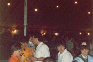 Meiweek 1986 Jubileumfeest