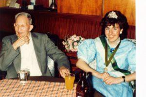 Meiweek 1986 Meikoningin