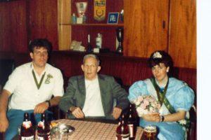 Meiweek 1986 Meipaar